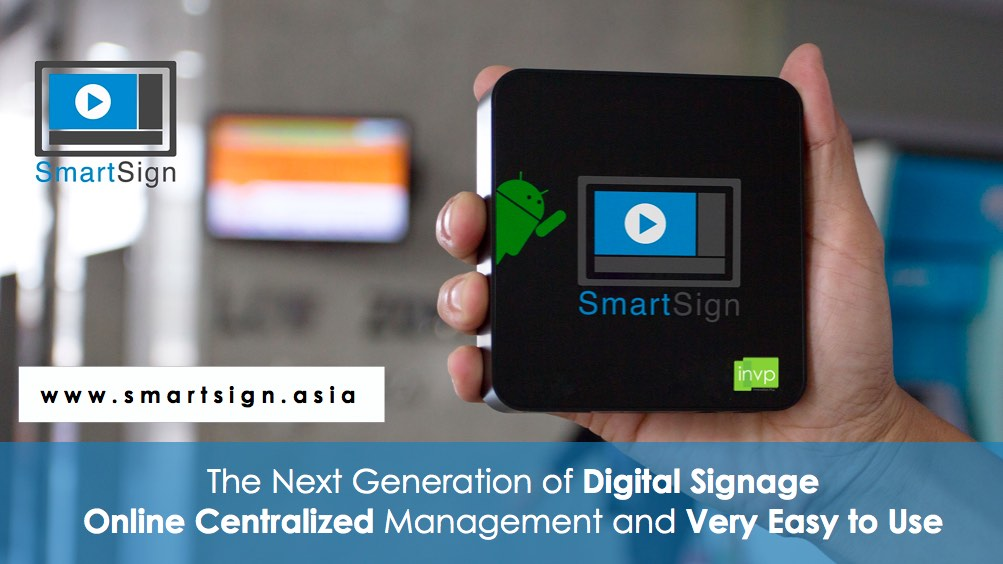Digital signage thai, The Next Generation of Digital Signage Online Centralized Management and Very Easy to Use